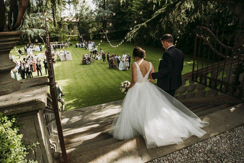summer wedding franciacorta villa fassati barba