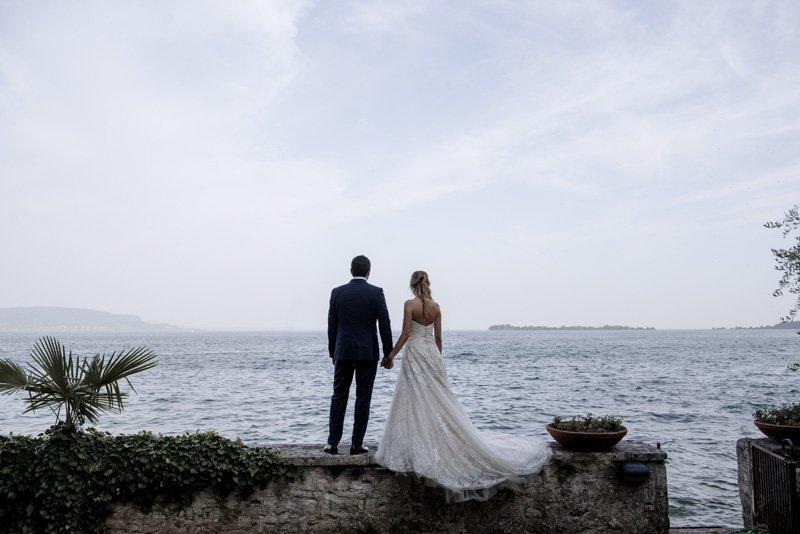 matrimonio la torre lago di garda