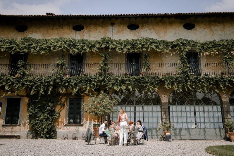 Palazzo Monti della Corte venue wedding