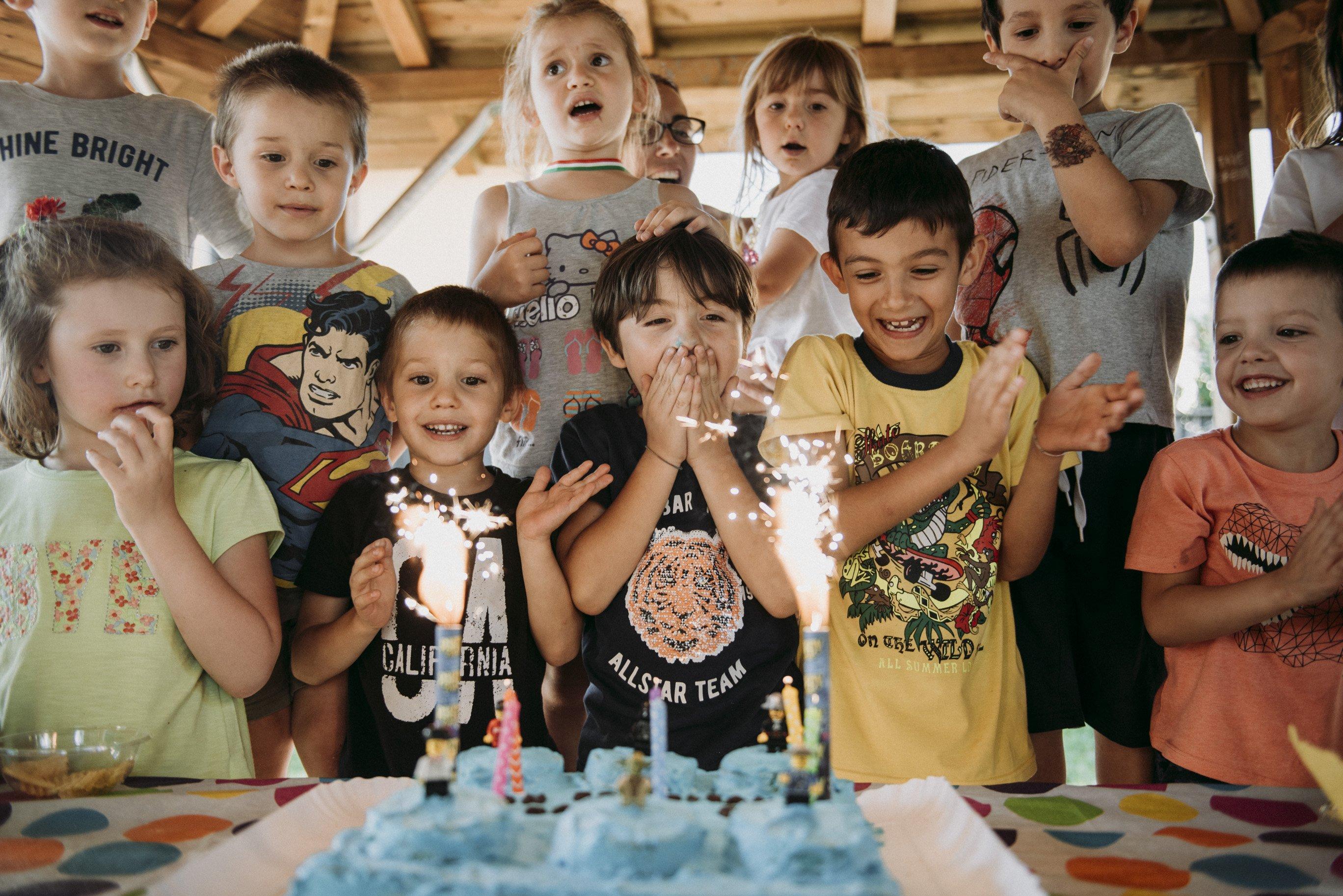 festa di compleanno bambino