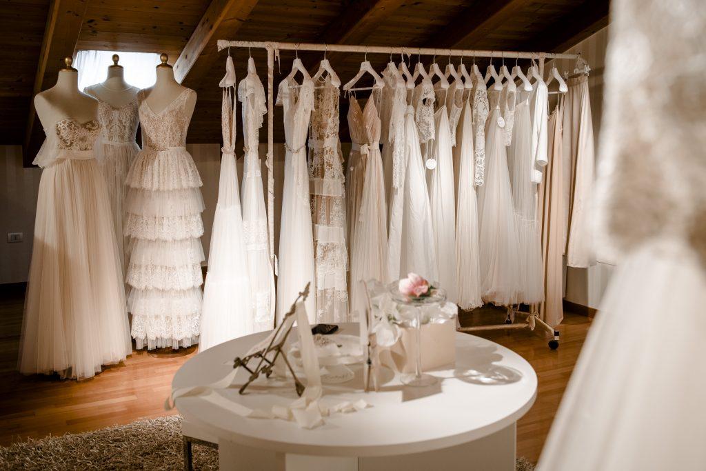abito da sposa su misura brescia